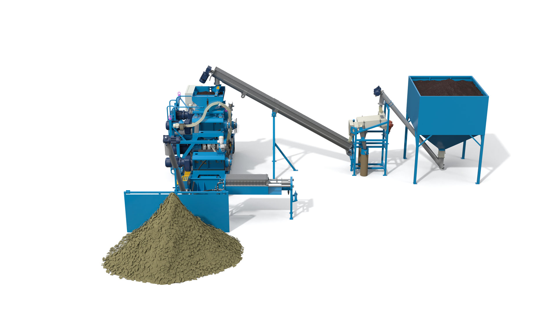 Units storage oilseed products